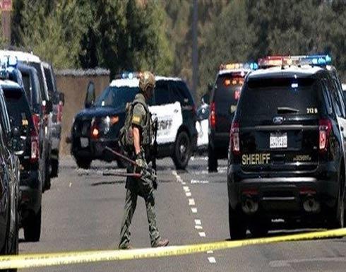 كاليفورنيا: مسلح يقتل شرطياً ويصيب آخر