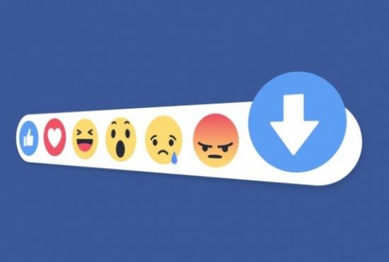 """بالصور: """"فيسبوك"""" يختبر زرّ """"Downvote"""".. فما هو دوره؟!"""