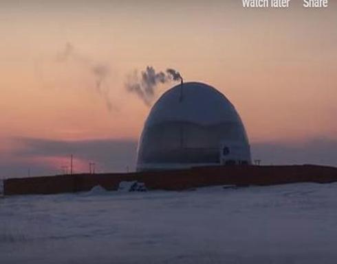 بالفيديو : قبة تقاوم البرد وتوفر الطاقة