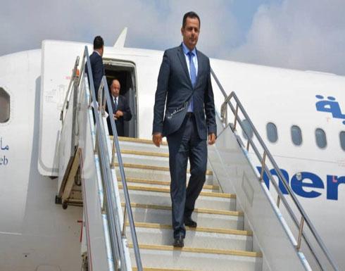 عبد الملك يصل عدن.. الحكومة اليمنية تعود بكامل أعضائها
