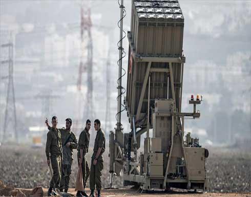 """الجيش الإسرائيلي  يرفع حالة التأهب وينشر """"القبة الحديدية"""" بأنحاء البلاد"""