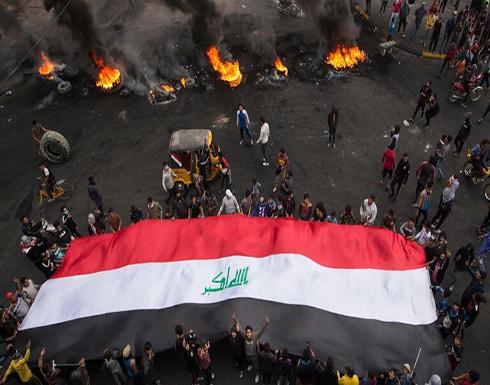 تجدد الاحتجاجات جنوبي العراق على خلفية مقتل متظاهر .. بالفيديو