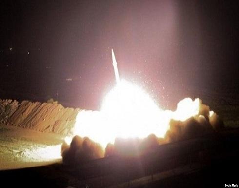 """صورة تفضح """"مسرحية"""" الصواريخ الإيرانية على """"عين الأسد"""""""