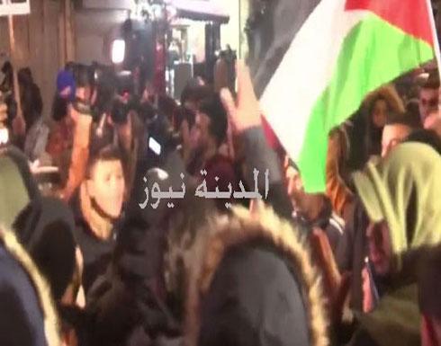 بالصور : مظاهرات ومسيرات في كل المحافظات الاردنية ضد قرار ترامب نقل السفارة إلى إسرائيل