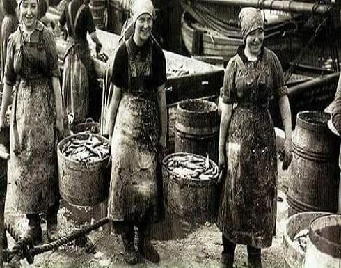 كيف اصبح السمك وجبة الفقراء في بريطانيا