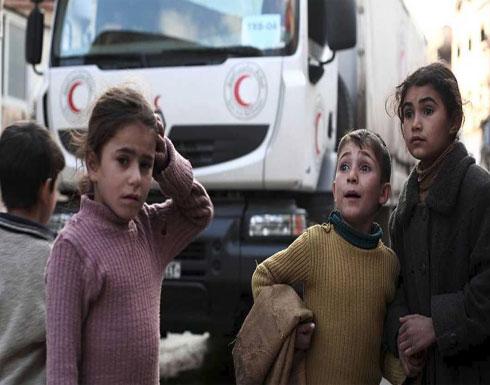 """الأمم المتحدة تحذر من """"كارثة"""" في غوطة دمشق الشرقية"""