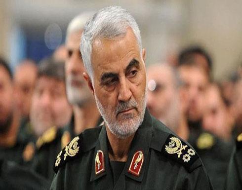 تورط في ذبح السوريين.. وزير دفاع النظام يفضح سليماني