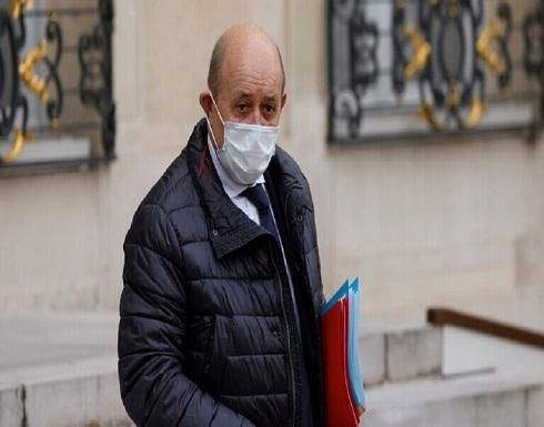 وزير الخارجية الفرنسي يدعو إلى الحوار في أرمينيا