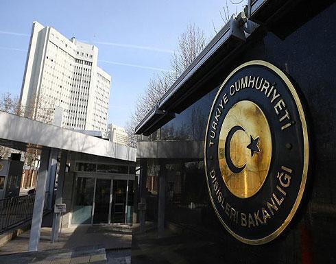 تركيا تدين بشدة خطة إسرائيل إنشاء وحدات استيطانية جديدة في الضفة