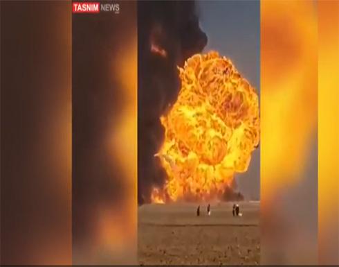 إيران: الاتصالات جارية مع الأفغان بشأن حادث حريق جمارك إسلام قلعة .. بالفيديو