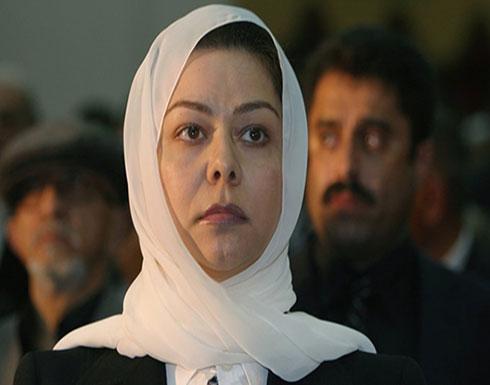 """هكذا علّقت """"رغد صدام حسين"""" على أحداث العراق"""