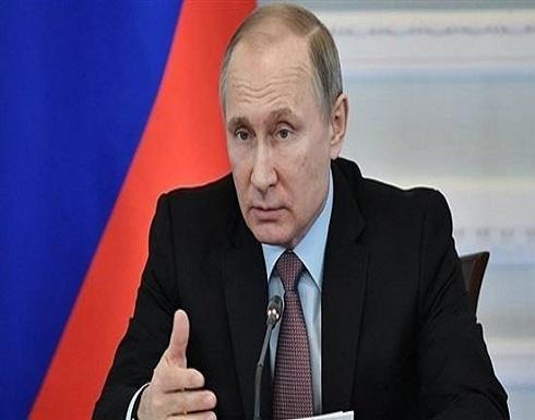 """بوتن يمنح نفسه """"حصانة قضائية"""" مدى الحياة"""