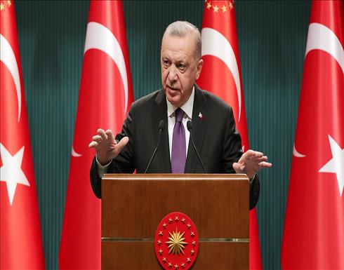 أردوغان: حان الوقت لمناقشة دستور جديد لتركيا