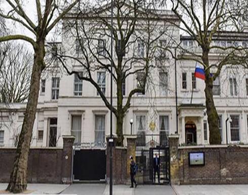موسكو: تصريحات لندن حول قضية نافالني غير مهنية