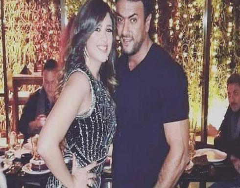 شاهد صورة زفاف ياسمين عبد العزيز وأحمد العوضي