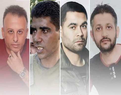 الاحتلال يمنع أسرى عملية نفق الحرية الأربعة من لقاء محاميهم
