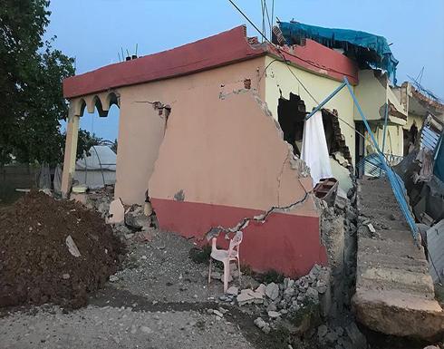 زلزال بقوة 5.1 درجات يضرب جنوب شرقي تركيا