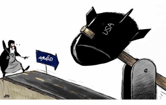 تصعيد ايران