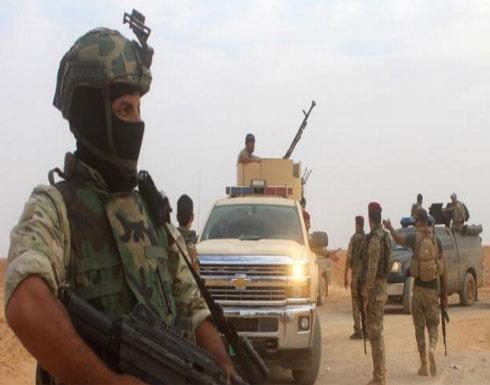 القوات العراقية تبدأ عملية ضد تنظيم الدولة بالأنبار