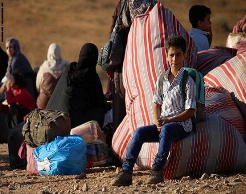 عودة نحو 1431 لاجئ سوري إلى بلادهم من الأردن