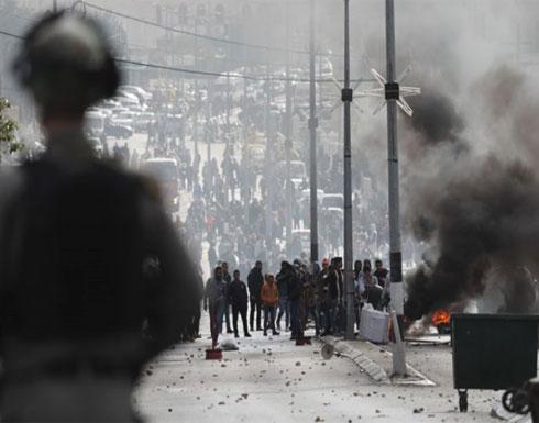 إصابات بمواجهات في الضفة وغزة بعد مظاهرات غضب للقدس (شاهد)