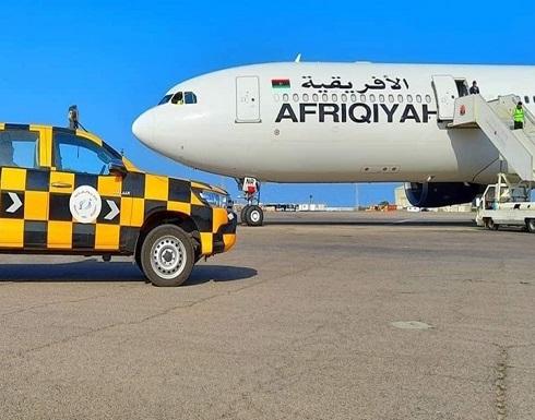 استئناف الرحلات من طرابلس للقاهرة بعد توقف دام 7 أعوام
