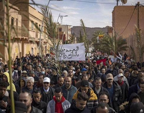 احتجاجات في فجيج بعد قرار الجزائر طرد مزارعين مغاربة