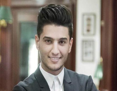 الاحتلال يلغي تصريح دخول الفنان محمد عساف