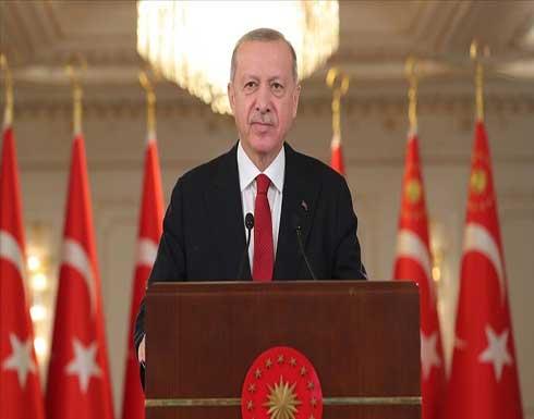 أردوغان يدعو إدارة بايدن للعمل مع تركيا لإنهاء مأساة سوريا