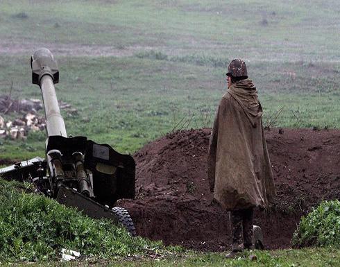 القوات الأرمينية تقصف مناطق سكنية في أذربيجان