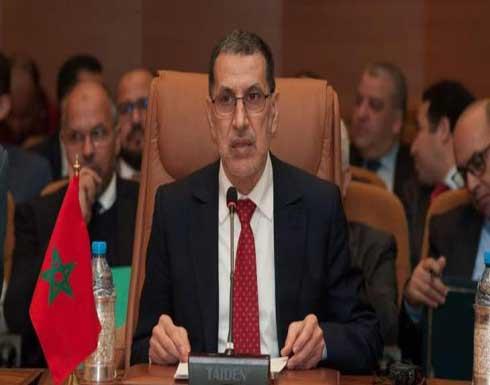 رئيس حكومة المغرب: ما يحدث بغزة عدوان ممنهج ضد الإنسان والجغرافيا بفلسطين