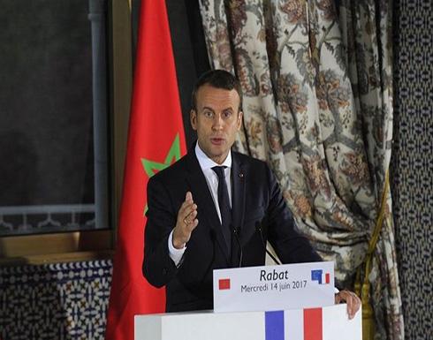 ماكرون: ملك المغرب متفهم لاحتجاجات نشطاء حراك الريف
