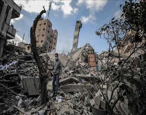 """""""الرباعية الدولية"""" تبحث تثبيت اتفاق وقف إطلاق النار في غزة"""