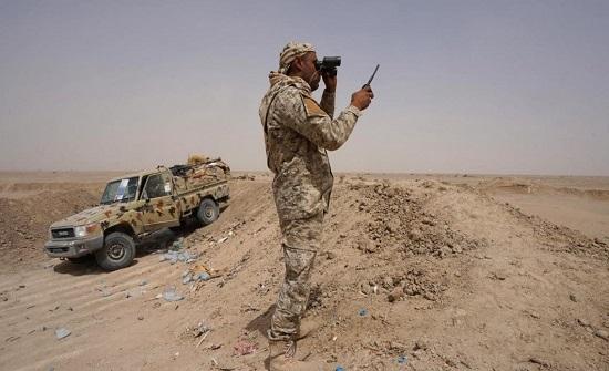 مأرب .. الجيش اليمني يدك مواقع ميليشيات الحوثي
