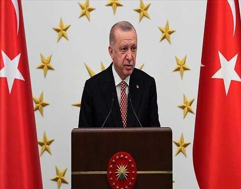 أردوغان: 19 عاما من الإصلاحات لتعزيز قوة الإدارات المحلية