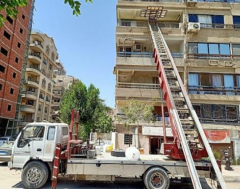 مصر : مصرع عريس أثناء نقله لأثاث منزل الزوجية