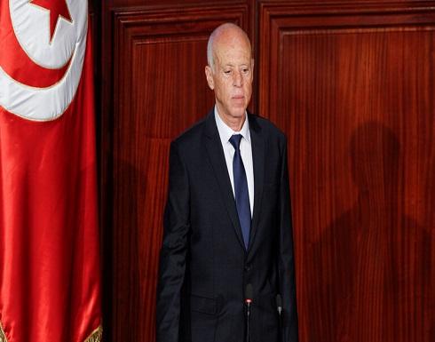 الرئيس التونسي : الجيش سيتولى إدارة أزمة كوفيد -19