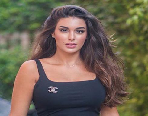 ياسمين صبري تحتفل بـ عيد ميلادها.. شاهد
