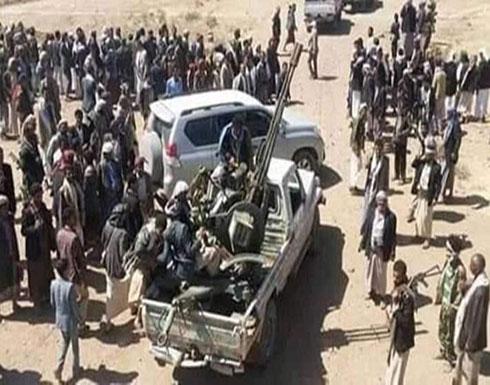 القبائل تطرد الحوثيين من مناطق واسعة بحجة والضالع