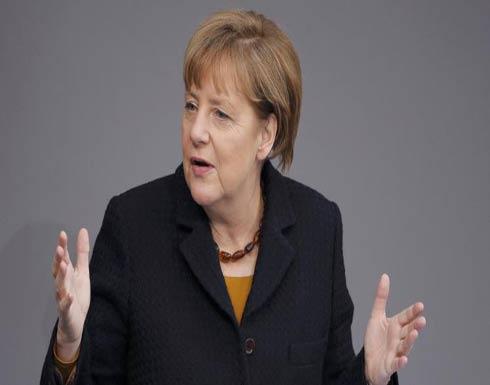 ميركل تعلن موعد بدء محادثات تشكيل الحكومة الألمانية الجديدة
