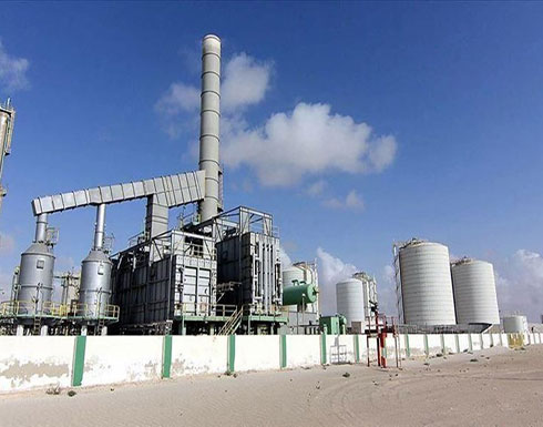 """""""النفط الليبية"""" تحذر من تأثير الاشتباكات على مصفاة الزاوية"""