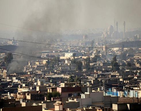 علماء المسلمين تندد بسياسة الأرض المحروقة بالموصل