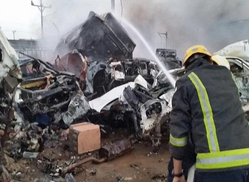 الحوثيون: قصفنا منظومة الباتريوت بمطار نجران بالسعودية