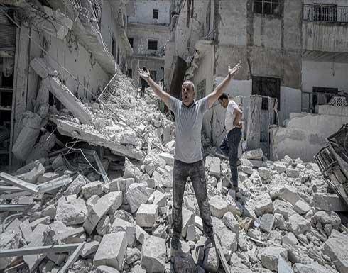 """إصابة 5 مدنيين في قصف للنظام السوري على """"خفض التصعيد"""""""