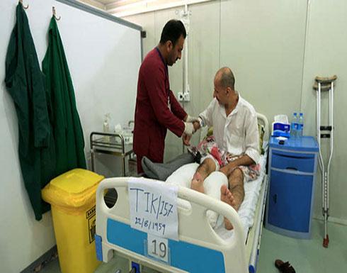 وزارة الصحة العراقية: 8 قتلى و56 مصابا بين المدنيين منذ بداية الاحتجاجات