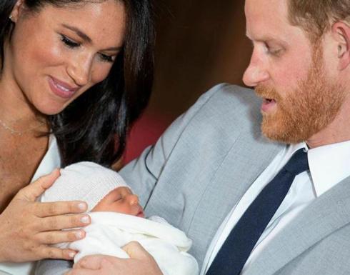 بالصور : كيف قفز اسم المولود الملكي إلى أعلى القائمة؟