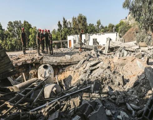 ردود فعل منددة بالعدوان على غزة.. وحماس تحذر من الانفجار