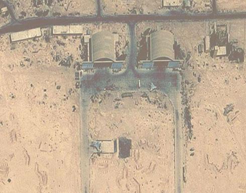 بالفيديو :- مقتل جندي سوري بقصف إسرائيلي على مطار التيفور بريف حمص