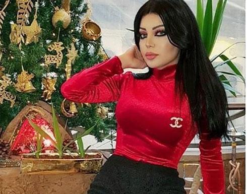 """شاهد : إطلالة جريئة لـ""""رولا منصور"""" في أحدث صورها"""