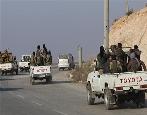 عملية أمنية للجيش الحر ضد العصابات شمالي سوريا